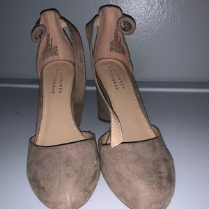 Lauren Conrad Round Heels